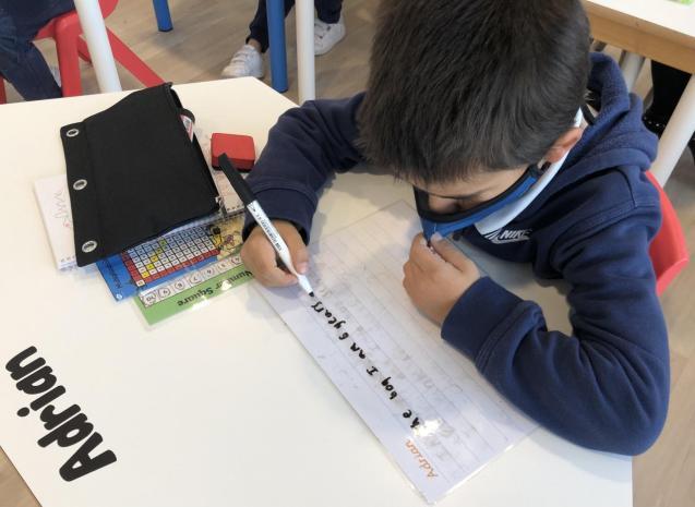 Rafa Nadal International School learning