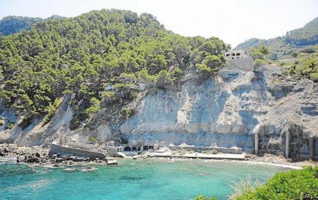 Cala Banyalbufar, Mallorca.