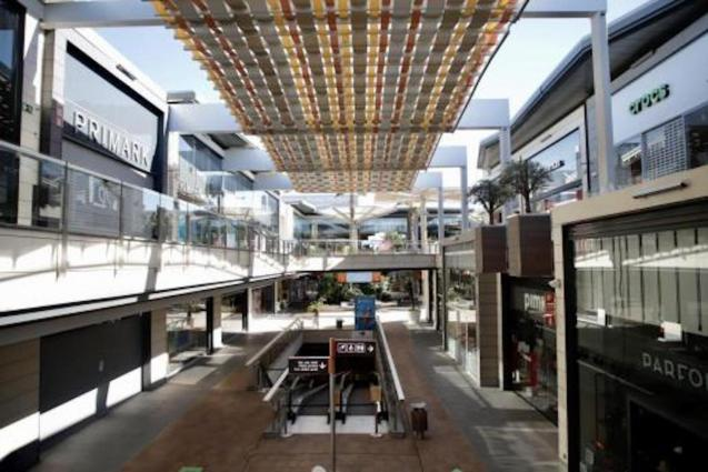 Shopping centres reopen on Saturdays in Mallorca.