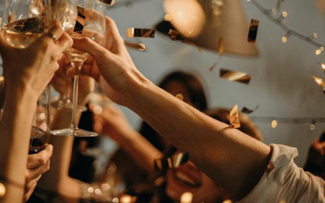 Cheers to Dom Perignon Champagne