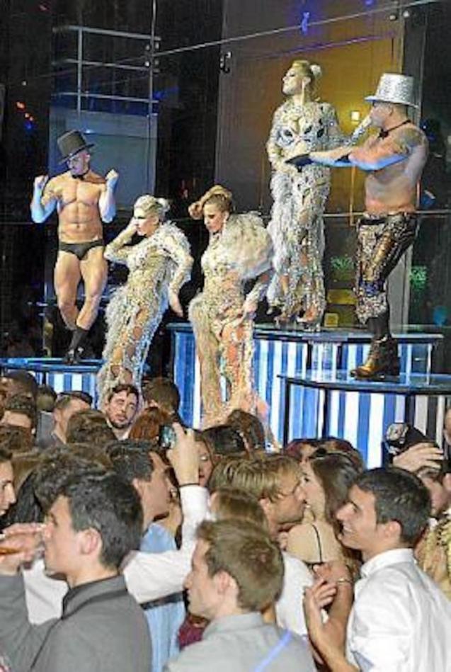 Balearic Nightlife Sector.