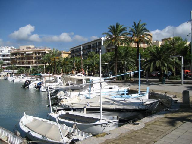 Puerto Alcudia remodelling