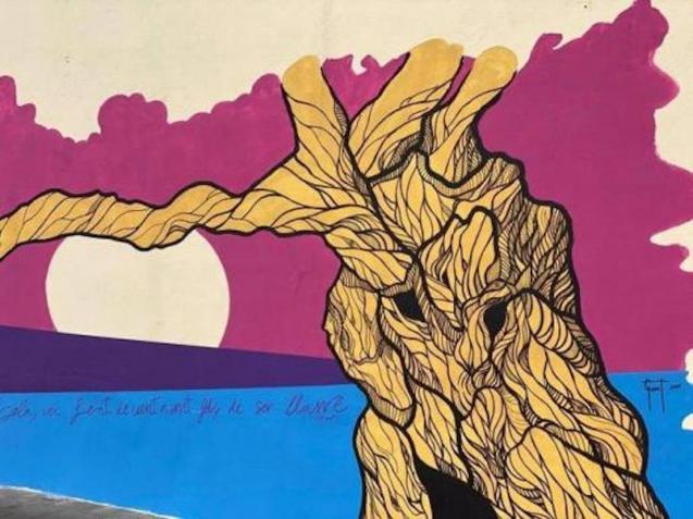 'Mural for Equality' by Llorenç Garrit.