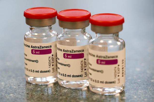 The AstraZeneca COVID-19 vaccine suspended in France