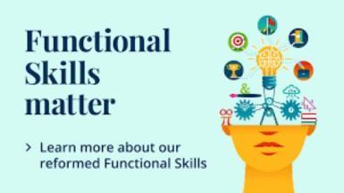 Functional skills.
