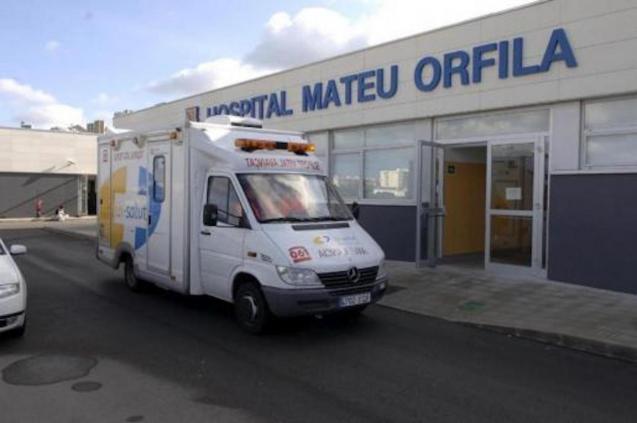 Mateu Orfila Hospital, Minorca.