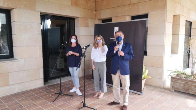 Mallorca meeting re extension to furlough,