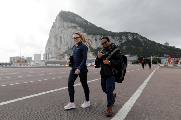 Gibraltar eases mask usage outdoors after successful vaccination campaign