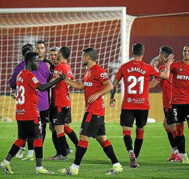 Three golden points for Real Mallorca.
