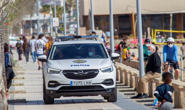 Easter restrictions on Mallorca
