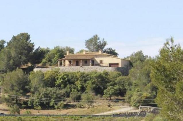 'Love Island' villa in San Llorenç des Cardassar, Mallorca.