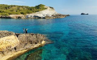 Marine Reserve of Llevant, Majorca