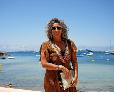 Veronica Juan, president of the Pimeef restaurants association in Ibiza.