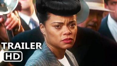 THE UNITED STATES VS BILLIE HOLIDAY Trailer (2021) Andra Day, Natasha Lyonne, Lee Daniels Drama Movie