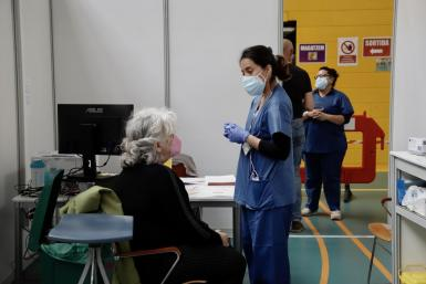 200,128 doses of vaccine have now been administered in the Balearics.