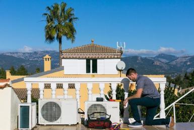 Palma Air Conditioning.