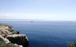 Mallorca Coastline.
