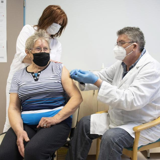Fears of vaccine delays.