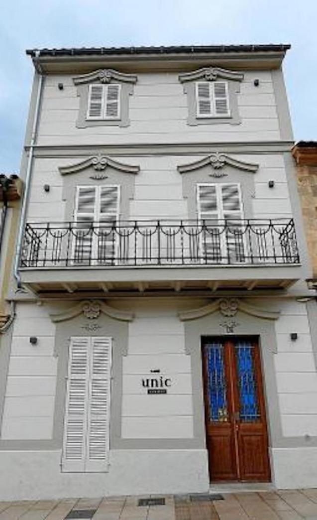 Hotel Unic, Andratx, Mallorca.