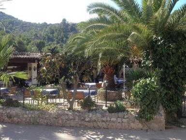 the Party house of the Puerto Soller