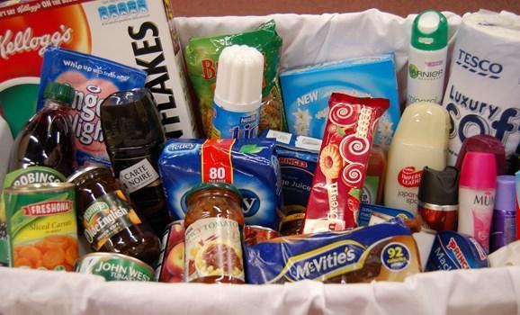 British food favourites.