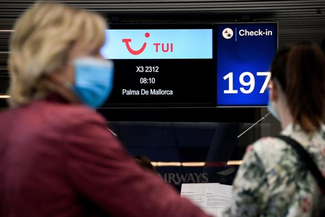 TUI jobs at threat in the Balearics.
