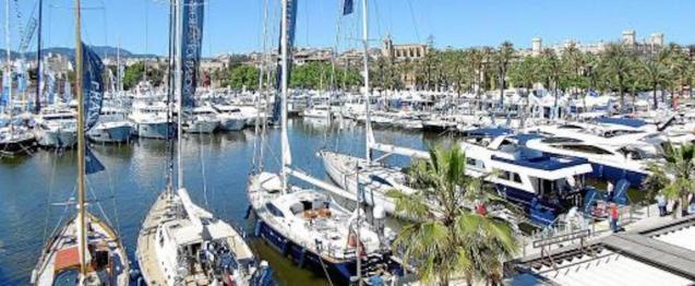 Palma International Boat Show, 2019.