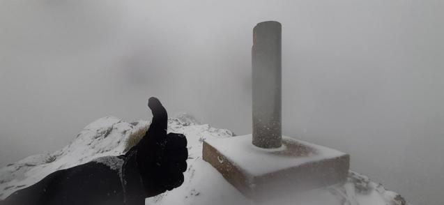 Snow in Soller