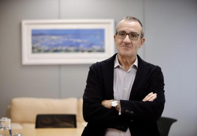 Vice-president of the Balearic government, Juan Pedro Yllanes