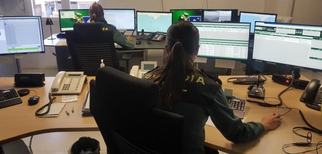 Guardia Civil emergency centre in Mallorca