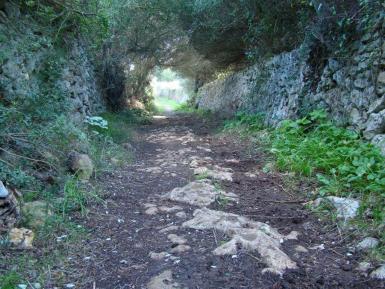 Mallorca hiking.