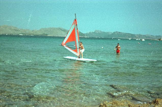 Summer starts in Mallorca