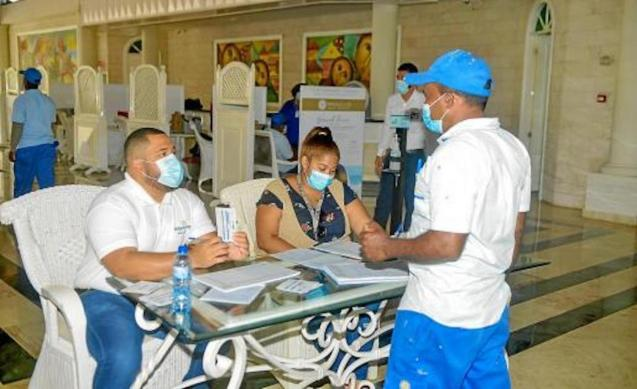 Meliá vaccinating over 2,200 workers in Punta Cana-Bávaro hotels.