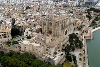 The city of Palma.