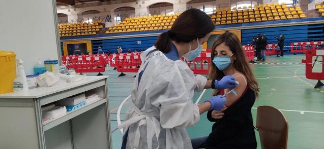 Vaccination in Mallorca