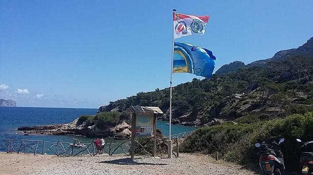 In Alcudia, the beach services will be operational from today