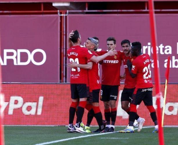 Real Mallorca beat Mirandés
