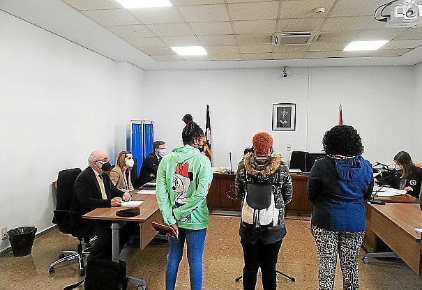 Women sentenced for assaulting a tourist in Mallorca