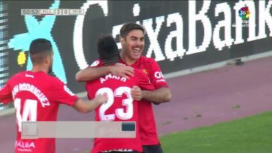 Real Mallorca - Mirandes