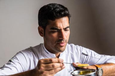 Andreu Genestra will be the fourth chef in this gastronomy initiative.