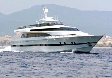 Royal Yacht 'Fortuna'