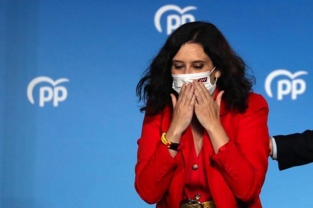 Madrid's regional elections