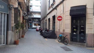 Calle Fideus.