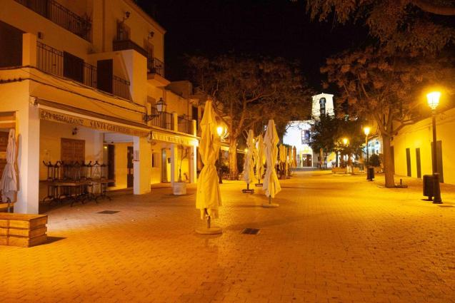Curfew in Ibiza