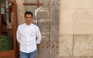 Chef Andreu Genestra
