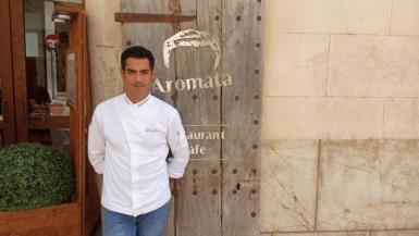 Chef Andreu Genestra - awarded a Michelin star in 2014 and two Repsol suns - runs Aromata, his establishment in Palma.