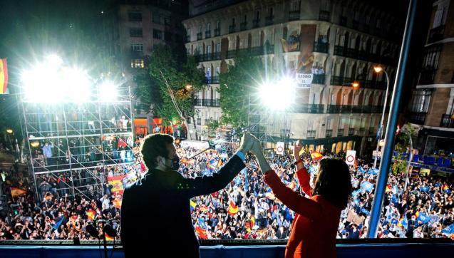 Regional elections in Madrid