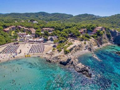 Majorca tourism promotion.