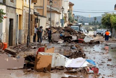 Thirteen people lost their lives as a result of the floods in Mallorca's northeast.