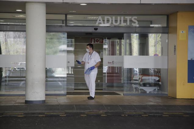 Son Espases Hospital in Palma, Mallorca